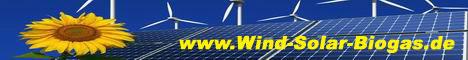 Ihr Windkraftmakler von www.wind-solar-biogas.de