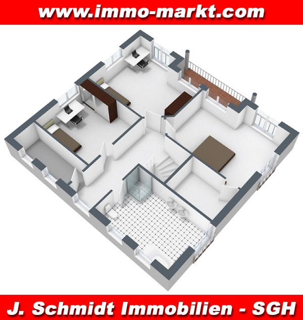 Stadtvilla grundriss 3d  FIBAV Stadtvilla Wörlitz - Wohnfläche: ca. 194 m²