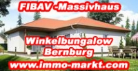 FIBAV Winkelbungalow Bernburg Start